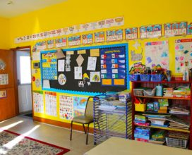 Sea Isle City Methodist Church photo of childcare room