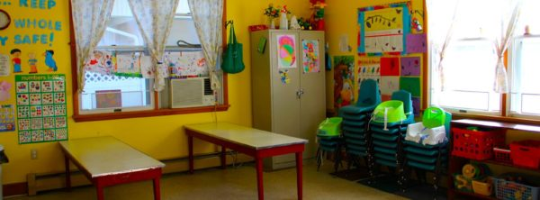 Sea Isle City Methodist Church childcare room